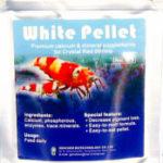 White pellet