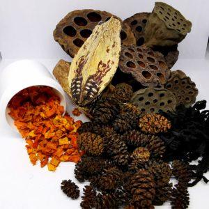 Set přírodních produktů