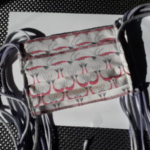 Rouška ze 100% bavlny